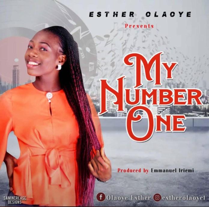 Esther Olaoye || My Number One || Praizenation.com.mp3