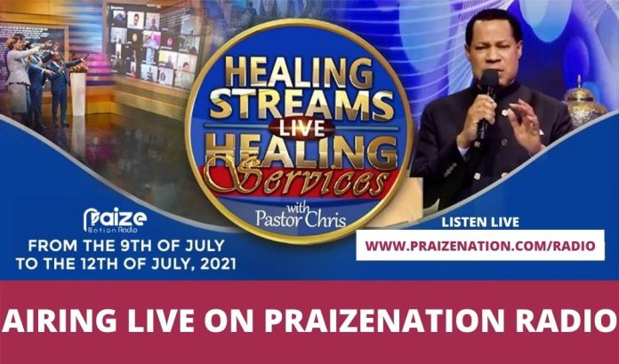 Healing Streams   Pastor Chris   Praizenation.com