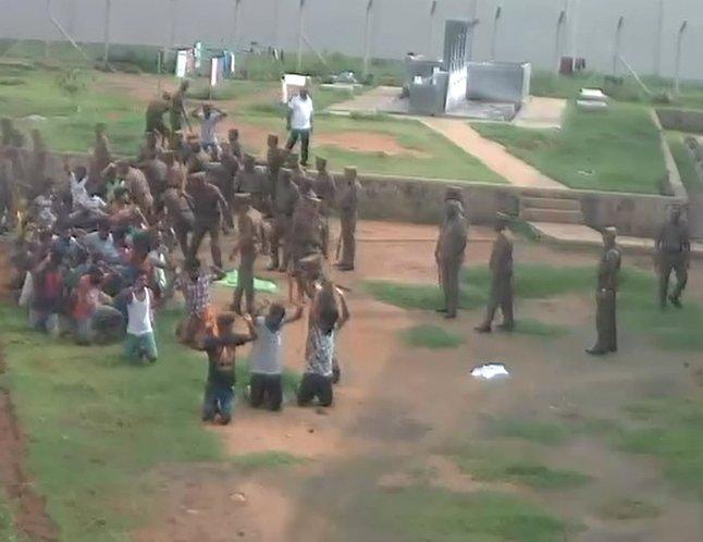 Agunakolapelessa prison attack