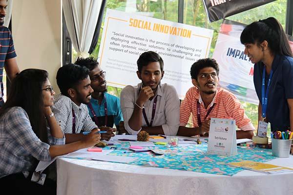 A team of social innovators from University of Ruhuna