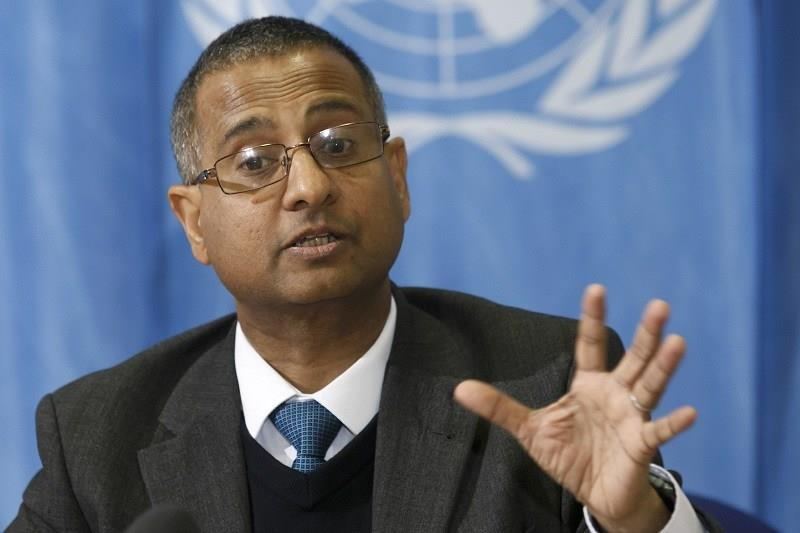UN Special Rapporteur on Freedom of Religion or Belief Ahmed Shaheed