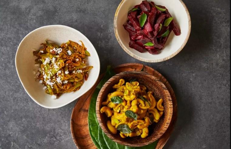 Kolamba restaurant dishes