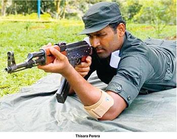 Major Thisara Perera