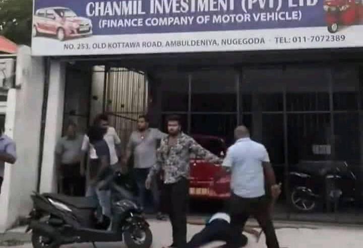 Sunil Jayawardane killing