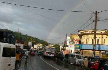 Matugama town