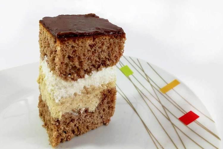 Prăjitură cu piure de castane