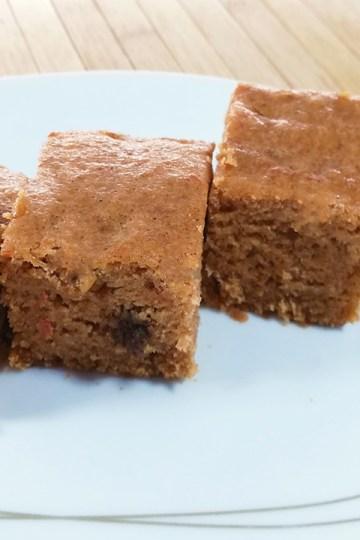 Prăjitură cu bulion – prăjitură de post: