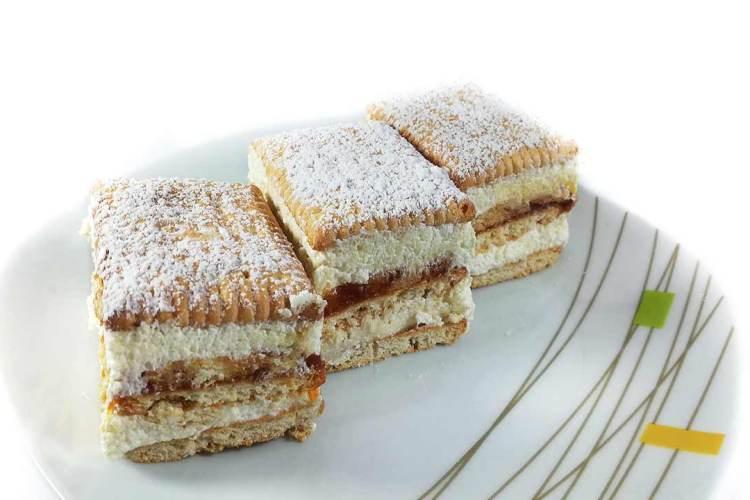 Prăjitură Dulcineea - fără coacere