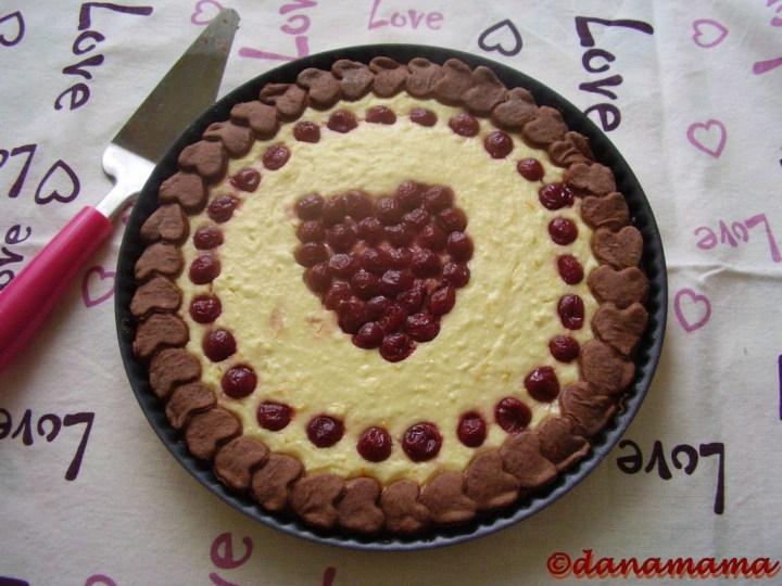 tarta proaspat scoasa din cuptor
