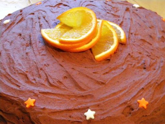 tort cioco cu portocale3