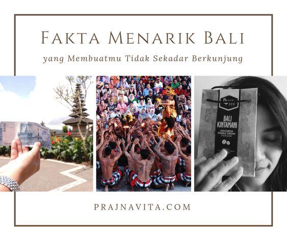 Fakta Menarik Bali