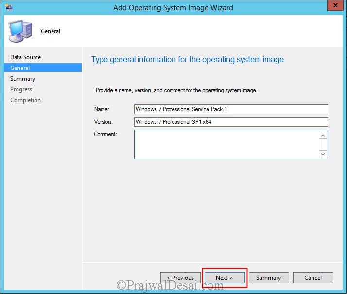 Capture Windows 7 Using SCCM 2012 R2 Snap14