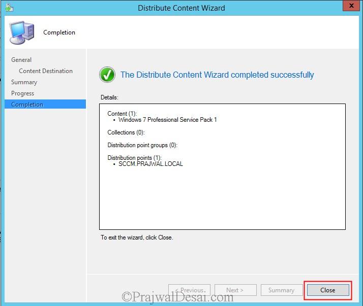Capture Windows 7 Using SCCM 2012 R2 Snap18