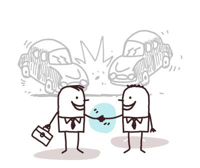 αποζημιωση σε ατυχημα με αυτοκινητο