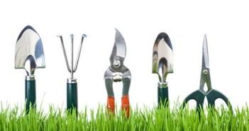 e-shop με εργαλεία κήπου