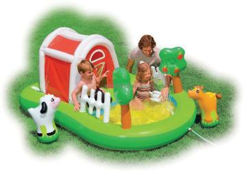 πισίνα παιδότοπος