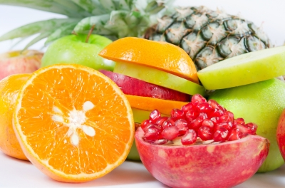 χυμοί φρούτων ή φρέσκα φρούτα