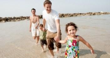 διακοπές με την οικογένεια