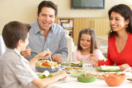οικογενειακα γευματα