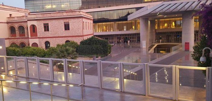 μουσείο της Ακρόπολης δωρεάν είσοδος