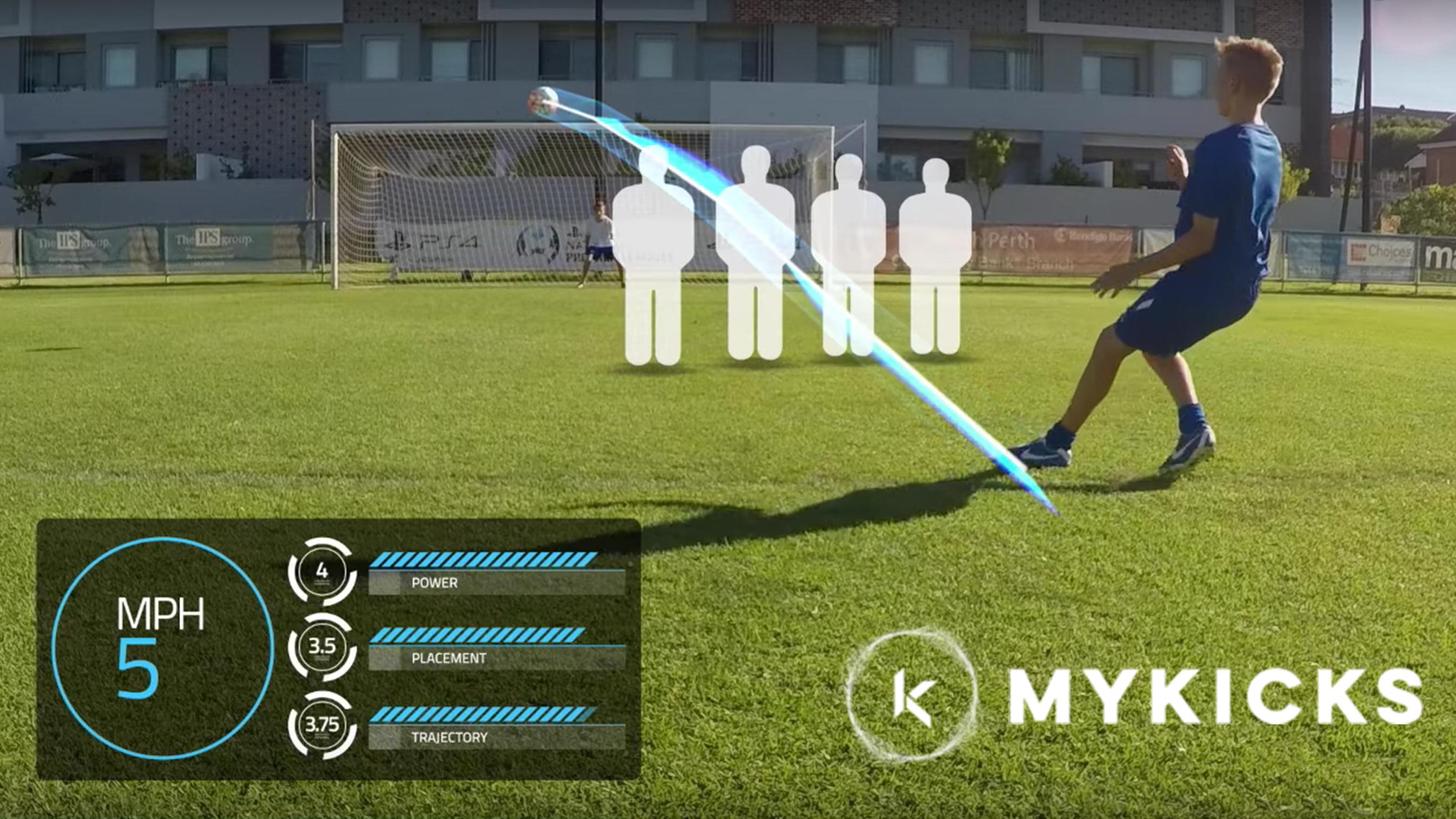myKicks - O seu treinador virtual!