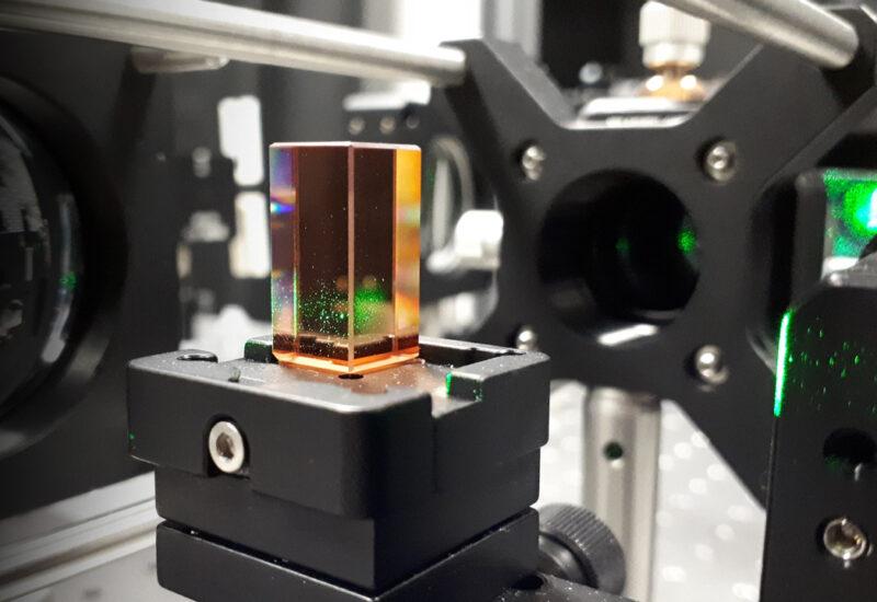 Holographic Storage Device