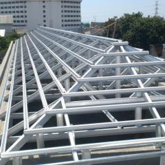 Baja Ringan Lengkung Supplier Distributor Atap Surabaya