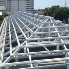 Harga Atap Baja Ringan Zinc Jual Distributor Supplier Murah Pabrik