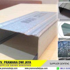 Tebal Kanal C Baja Ringan Pabrik Galvalum Di Surabaya 0813 3535 2009