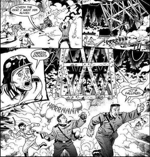 Life-Time Issue 2 Pg.10.2 by Pramit Santra