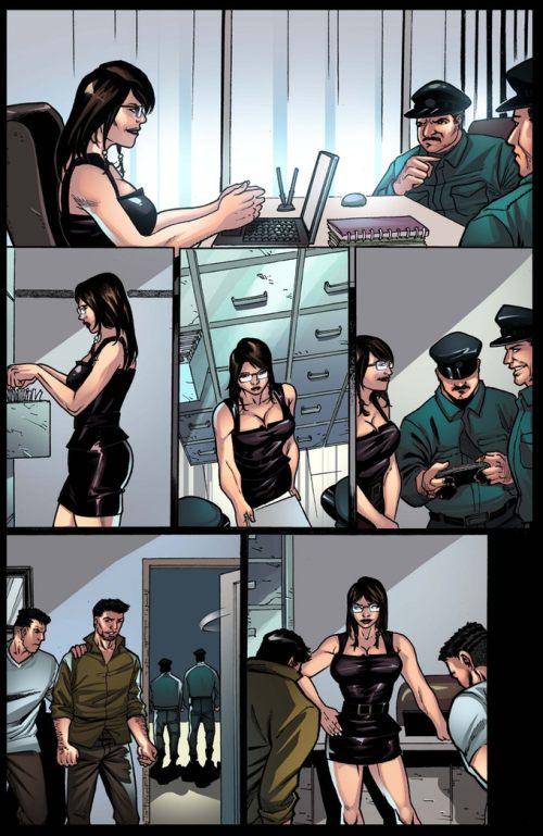 Lobo #1 Sample pg 2 by Pramit