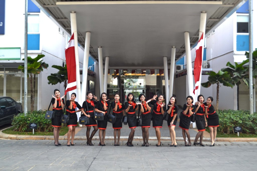sekolah pramugari jakarta, Sekolah Pramugari Terbaik di Jakarta