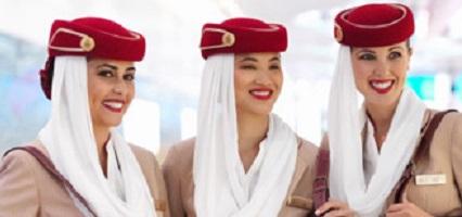 perekrutan pramugari, Perekrutan Pramugari Emirates di Jakarta Feb 16