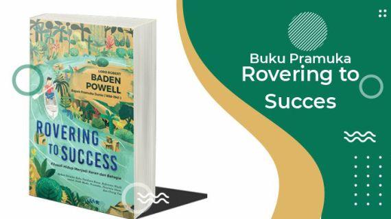 Buku Pramuka Rovering to Success