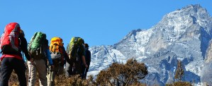 Mt. Everest Trek