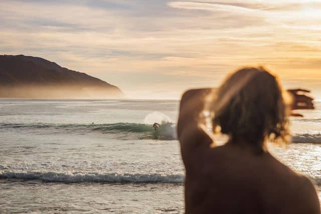 Dicas De Alimentação Pré-Treino Para Surf