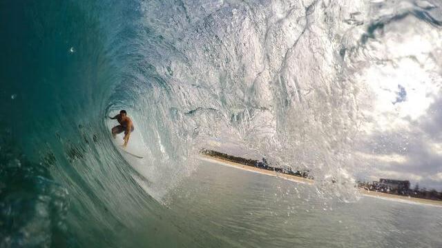 Praias Da Austrália Para Surf