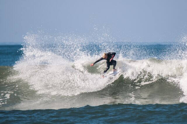 Modelos De Prancha De Surf Para Onda Pequena e Fraca