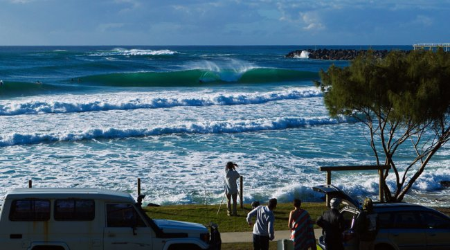surf gold coast australia