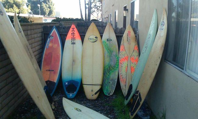 quanto dura uma prancha de surf