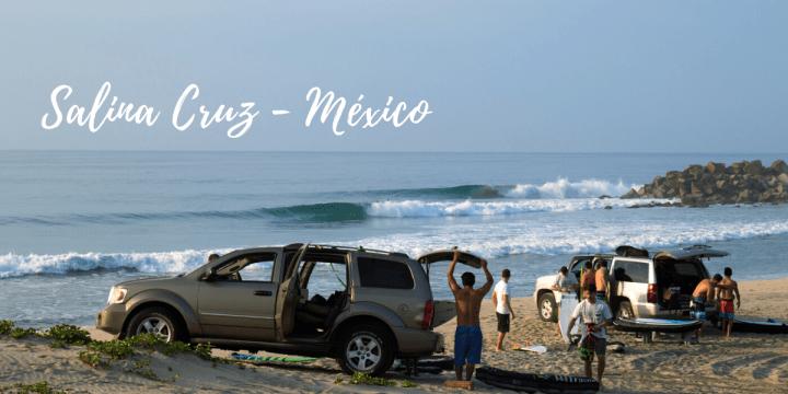 salina cruz surf