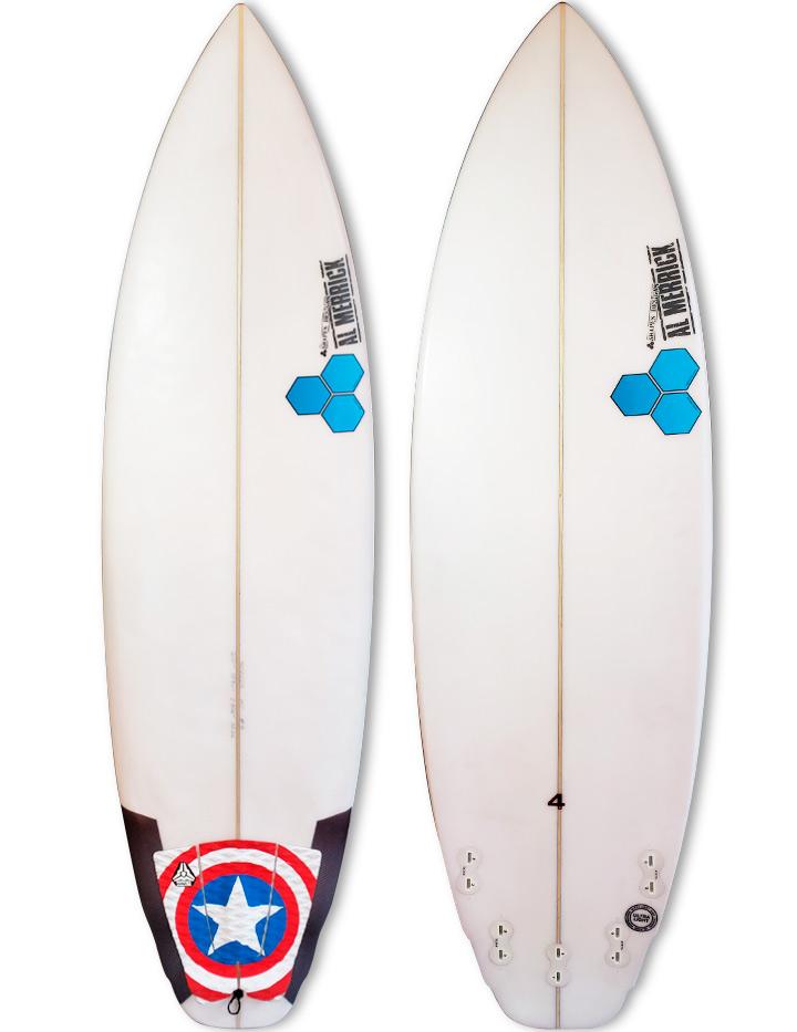 Prancha de Surf Al Merrick #4 Seminova
