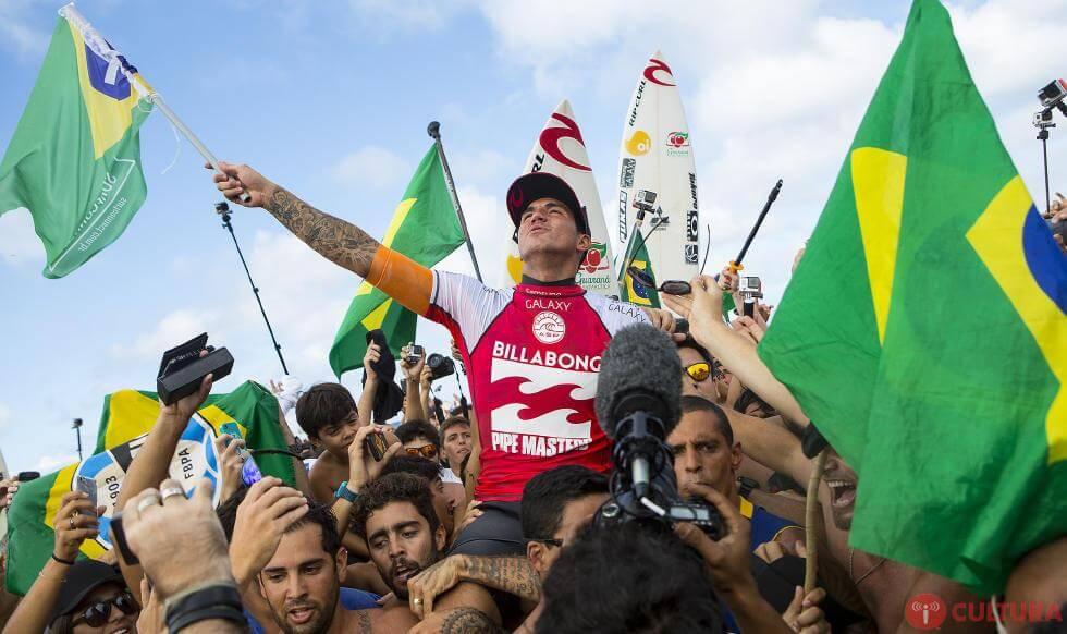 gabriel medina campeão mundial