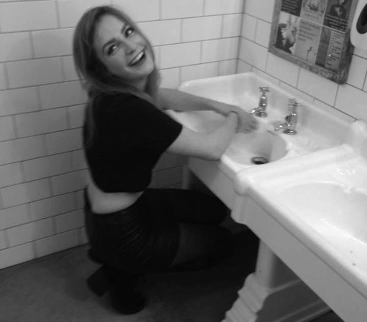 heather-by-sink