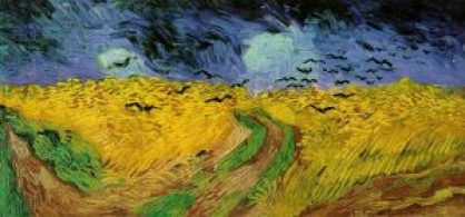 VincentVanGogh-Wheatfield-with-Crows-1890