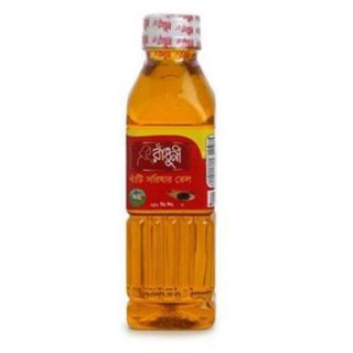 radhuni mustered oil