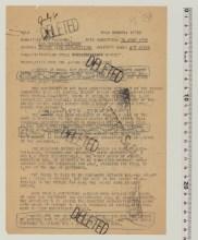 Mainichi Shimbun, 6/30/1948 (Call No. 48-loc-2753). Censorship action: Delete