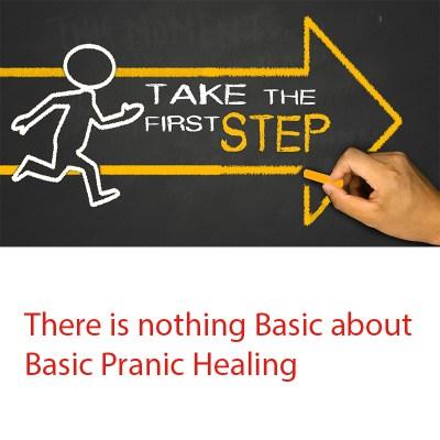 Basic Pranic Healing