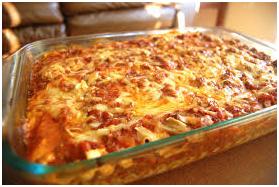 Lasagna Special