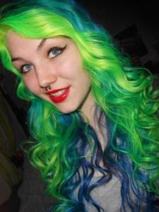 mermaid-yellow-blue-green